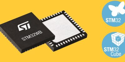 ST expands STM32WB's development tools and software