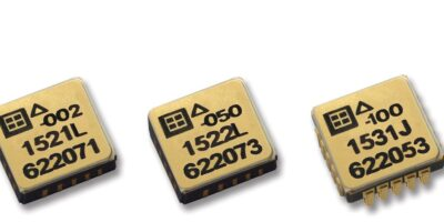 Silicon Designs shops three MEMS capacitive accelerometer chip families