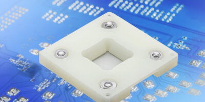 Galileo test socket is low profile for digital and RF projects, says Smiths Interconnect