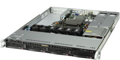 Super Micro Computer adds servers based on Intel Xeon E-2300 processors
