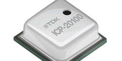 MEMS barometric pressure sensors are slim and compact