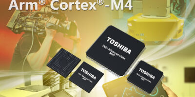 Toshiba adds 20 microcontrollers to TXZ+ family for high speed data processing
