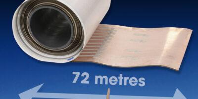 72m multi-layer flexible PCB enters record books
