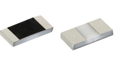Thin, wraparound chip resistors are AEC-Q200-qualified