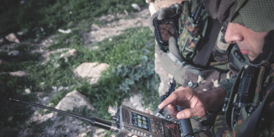 Software defined radios have multi-channel and full-duplex capabilities