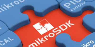 Software development kit for embedded developement supports NXP Kinetis MCUs