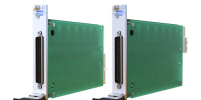 PXI multi-cell battery simulator modules simplify readback for battery validation