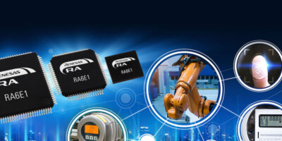Entry-line microcontrollers deliver 200 MHz performance