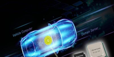 Automotive gateway solution based on R-Car S4 SoCs and PMICs