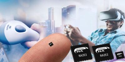 Renesas bases RA2E2 microcontroller family on Arm Cortex-M23 core