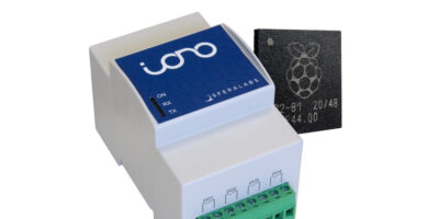 Industrial programmable I/O module based on Raspberry Pi's RP2040 microcontroller