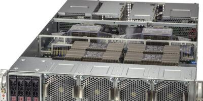 Nvidia and Intel Xeon-based servers accelerate AI, HPC and cloud computing