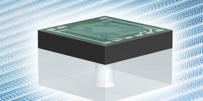 TDK offers miniaturised, highly sensitive MEMS pressure sensor element