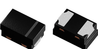Diode package improves thermal performance, says Vishay Intertechnology